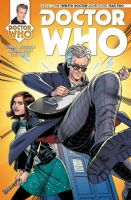 Doctor Who The Twelfth Doctor Adventures: Year Two #1 (Cover C)